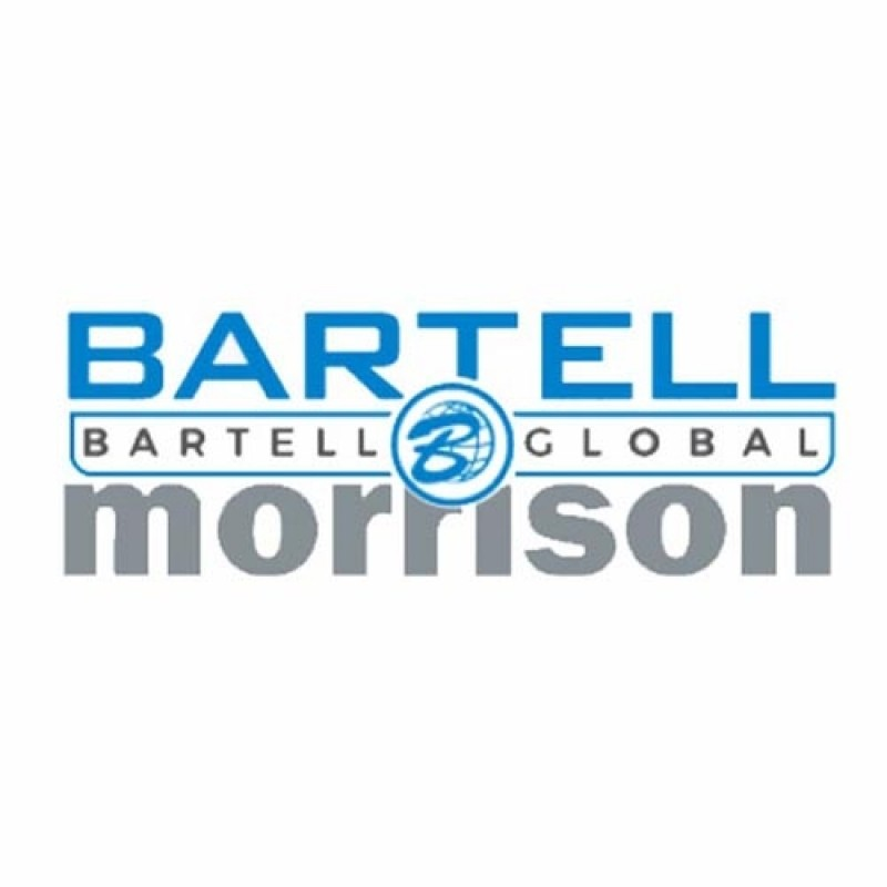 13136 Bartell Morrison Spacer Clutch Rear 1/8